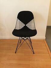 Herman Miller Eames Wire Eiffel Black Bikini Dining Chair