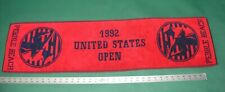 1992 United States US Open Pebble Beach Golf Banner Towel Cart or Man Cave