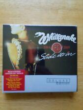 Whitesnake Slide It In 25th Anniversary Deluxe Edition 1 CD 1 DVD