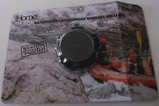 iHOME Waterproof & Shockproof Wireless Speaker