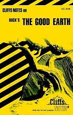CliffsNotes on Buck's the Good Earth by Cliffs Notes Staff and Stephen Veo Huntl