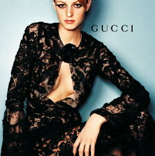 GUCCI TOM FORD MOST AMAZING LACE DRESS 1999  AD