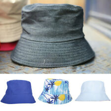 Men Women Summer Bucket Sun Hat Bob Fishing Fisherman Cap Print Folding New GK