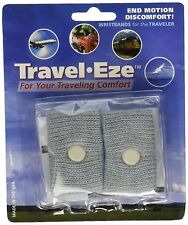NEW Travel Eze Wristbands For Motion Sickness 1 Pair Made in the U.S.A.