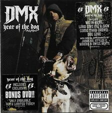 Year of the Dog...Again [PA] by DMX CD + DVD!! Aug-2006 Sony Music USA