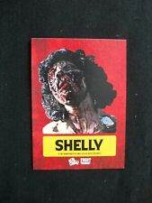 Evil Dead Movie Trading Cards By Fright Rags Usa Sticker Card Shelly # 1 2019