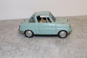 Rare Vintage Bandai Tin Friction Mazda R360 Coupe Made In Japan