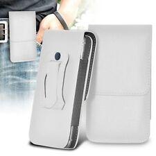 Belt Clip Pouch Holster Vertical Magnetic Phone Case Cover Holder✔Apple