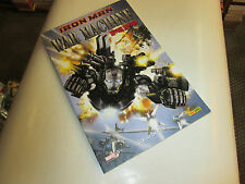 MARVEL - IRON MAN . WAR MACHINE  ..panini comics . G.PAK/L.MANCO