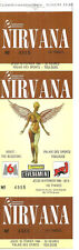 RARE / TICKET BILLET DE CONCERT - NIRVANA : LIVE A TOULOUSE ( FRANCE ) 1994