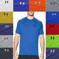 Under Armour UA Men's Regular Fit Heatgear Active Short Sleeve T Tee Shirt