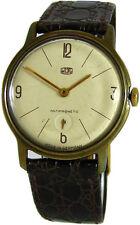 Umf Ruhla Germany RDA reloj hombre mano Winding Men Gents watch GDR calibre 23-31