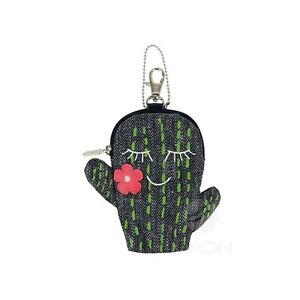 LeSportsac Accessory Collection 2018 Cactus Charm in Happy Cactus