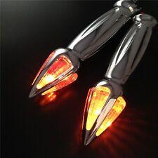 XH Kawasaki Vulcan 500 800 900 1500 1600 2000 Motorcycle Hand Grip Turn Signals