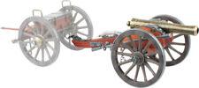 """Denix Cvil War Confederate Cannon 07-491 Army Mini Cannon Replica. 12"""" overall."""