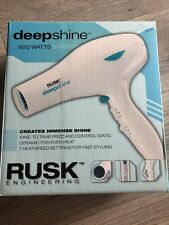 RUSK Engineering Deepshine Professional 1875 Watt Dryer