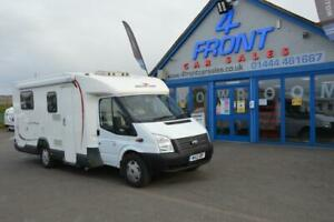 Roller Team Auto-Roller 695 FORD 4 BERTH 4 TRAVEL SEAT MOTORHOME