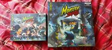Monster Slaughter Kickstarter Exclusive Edition with underground expansion