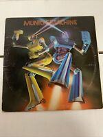 Munich Machine  LP  Self Titled  S/T  Casablanca Vinyl Dance Record