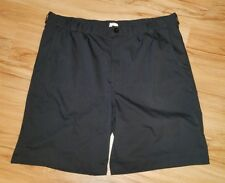 Under Armour MENS Golf Shorts Size 40 Black Shorts