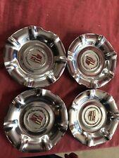 13-16 Cadillac Srx Premium Wheel Center Cap Hubcap 20965437 Set Of 4 Gm