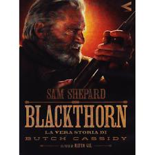 Blackthorn - La Vera Storia Di Butch Cassidy  [Dvd Nuovo]