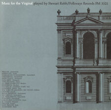 Stewart Robb - Music Played on the Virginal [New CD]