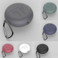 Protective Silicone Case Cover w/ Hook For Huawei FreeBuds 3 Bluetooth Earphones