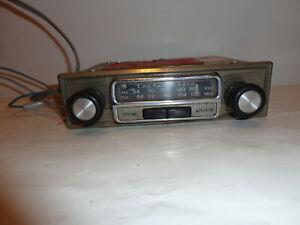 Autoradio TEN - mit Blende und Drehknöpfen - SELTEN und ALT