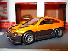 1985 HONDA CR-X LIMITED EDITION RICE BURNER SPORTS CAR 1/64 HW HOT!!