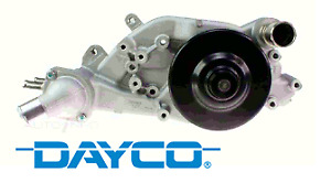 DAYCO WATER PUMP FOR HSV CLUBSPORT VE VF LS3 LSA SUPERCHARGED 6.2L V8