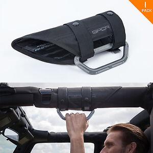 GPCA GP-Grip LITE Grab Handle for 2/4DR Jeep Wrangler JL JT JK 07-2021 (Single)