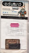 Eduard B24 D Liberator 1:72 Modellbau Zurüstteile Ätzteile #72065
