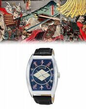 Frank Miura Men's Watch Takeda Shingen Sengoku Warlords From Japan with Tracking