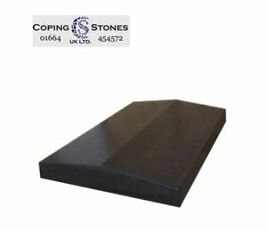 Coping Stones - 600mm x 400mm Twice Weathered (75-50mm) Various Colour Available