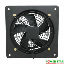 NEW POWERFUL INDUSTRIAL COMMERCIAL HEAVY DUTY METAL EXTRACTOR EHAUST BLOWER FAN
