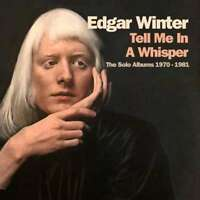 Edgar Winter - Tell Me IN A Whisper 4cd Boîtes Neuf CD