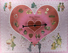 VALENTINE ORACLE SPINNER Divination Fortune Telling Game Magic Vintage Styling
