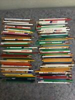 Lot Of Vintage Advertising Pencils-Unused-York, Pa