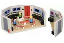 Star Trek: The Original Series Pin Mate Wooden Enterprise Bridge - EE Exclusive