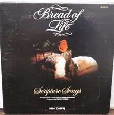 Bread of Life Scripture Songs 33RPM David Culross ZLP3110   012817LLE