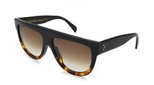 Authentic CELINE Shadow Black/Tortoise Sunglasses CL 41026/S - FU55I *NEW*