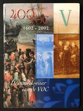 OLANDA 2002 VOC V DIVISIONALE 8 VALORI + MEDAGLIA