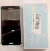 Genuine Samsung Galaxy A5(2016), A510, F, F/DS, FN Amoled Lcd Digitizer BLACK UK