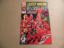 Silver Surfer Warlock Resurrection #3 (Marvel 1993) Free Domestic Shipping