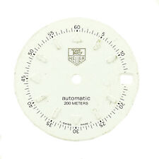 TAG HEUER 1000 PROFESSIONAL 200M WHITE DIAL FOR PARTS OR REPAIRS