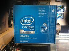 Intel DQ45EK, LGA775 Socket (BLKDQ45EKPAK10) Motherboard