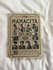 SUPER JUNIOR - 7TH MAMACITA [VER.B] AYAYA CD W/PHOTO BOOK KPOP NO PC