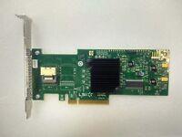LSI MEGARAID SAS 9240-i4 6GBPS PCIe x8 RAID CONTROLLER CARD L3-25091-01B