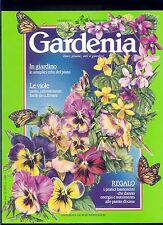 GARDENIA*FIORI PIANTE ORTI E GIARDINI* N.47  1988*MONDADORI
